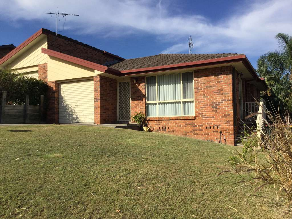 Main view of Homely semidetached listing, 2/81 The Peninsula, Corlette, NSW 2315