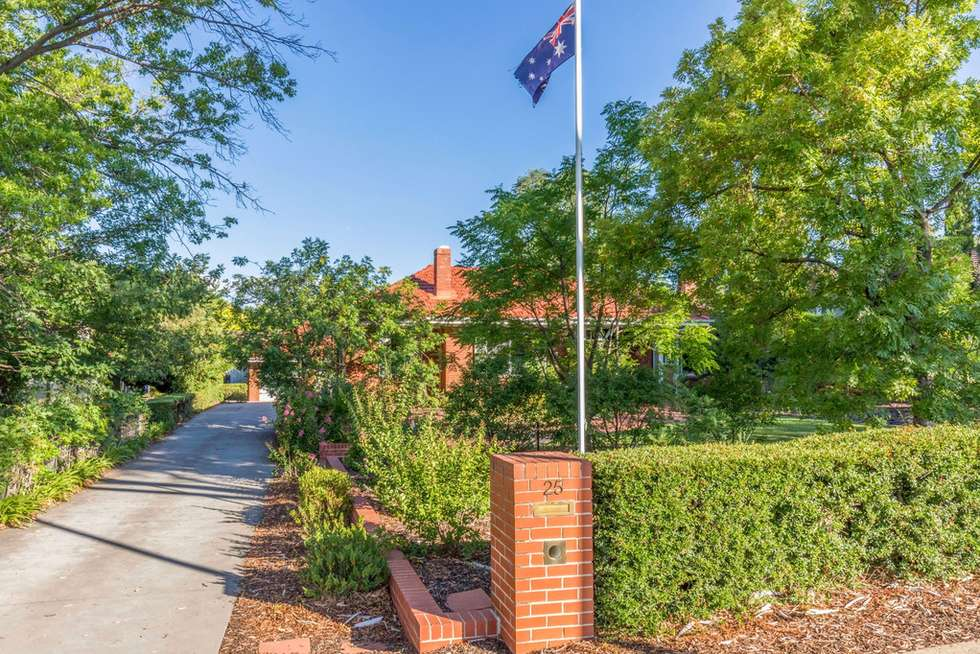 25 Melbourne Avenue, Forrest ACT 2603