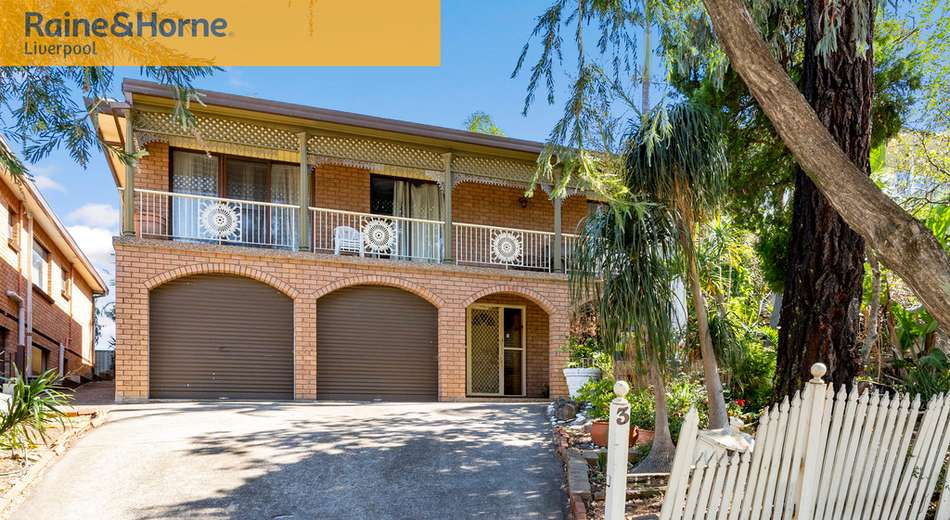 3 Birkdale Crescent, Liverpool NSW 2170
