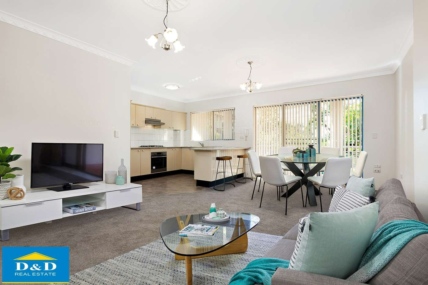 Main view of Homely unit listing, 6 / 76 Meehan Street, Granville NSW 2142