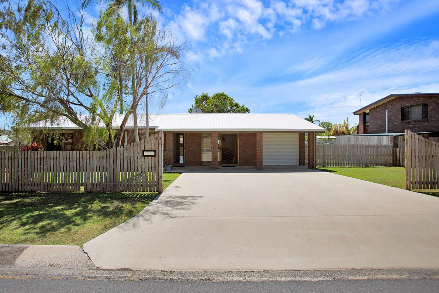 Main view of Homely house listing, 10 Knight Street, Mount Pleasant QLD 4740
