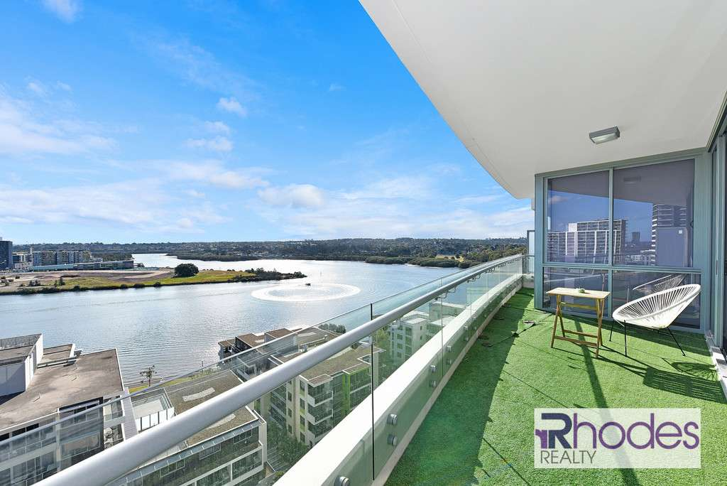 Main view of Homely apartment listing, 1207/87 Shoreline Drive, Rhodes, NSW 2138