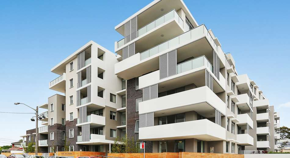 108/1 - 7 Victoria Street, Ashfield NSW 2131