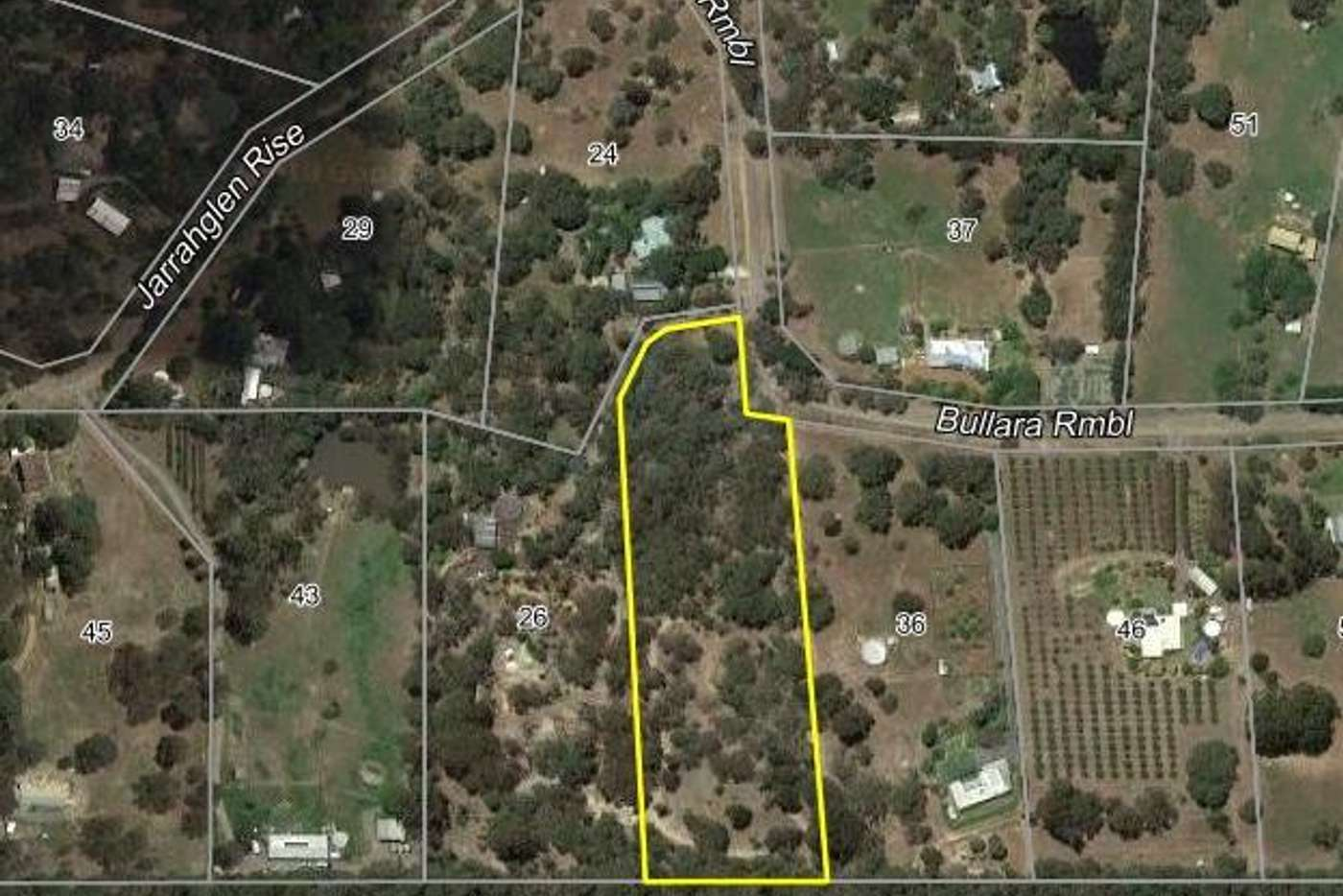 Main view of Homely residentialLand listing, Lot 46 Bullara Ramble, Jarrahdale WA 6124