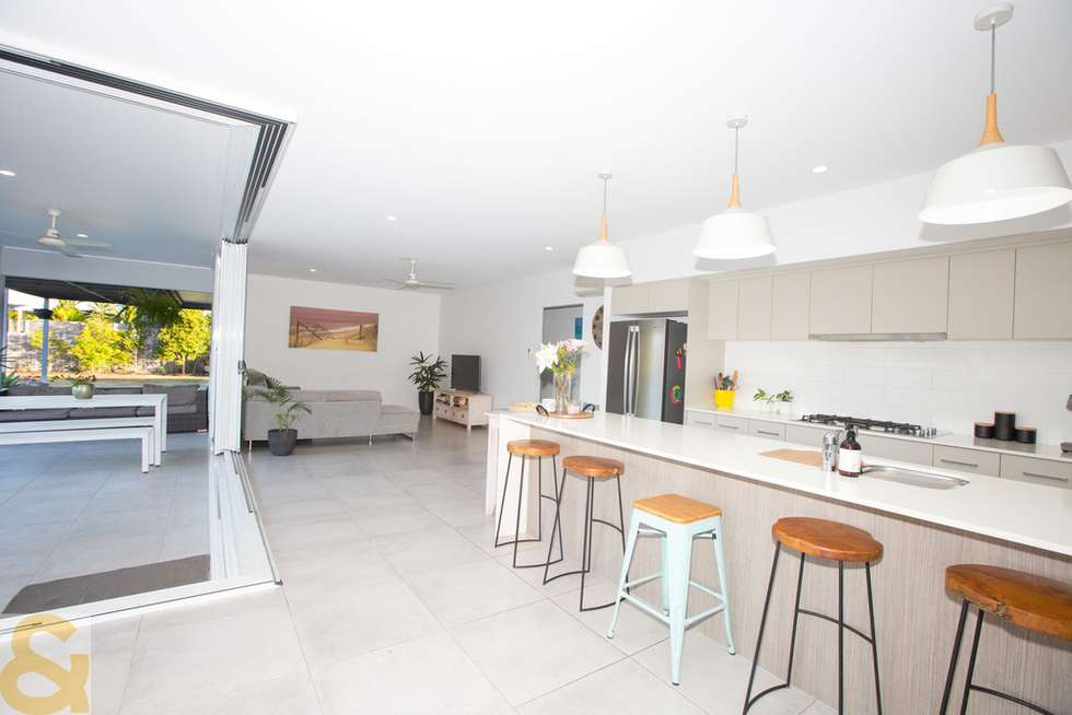 Second view of Homely house listing, 4 JULAJI CLOSE, Cooya Beach QLD 4873