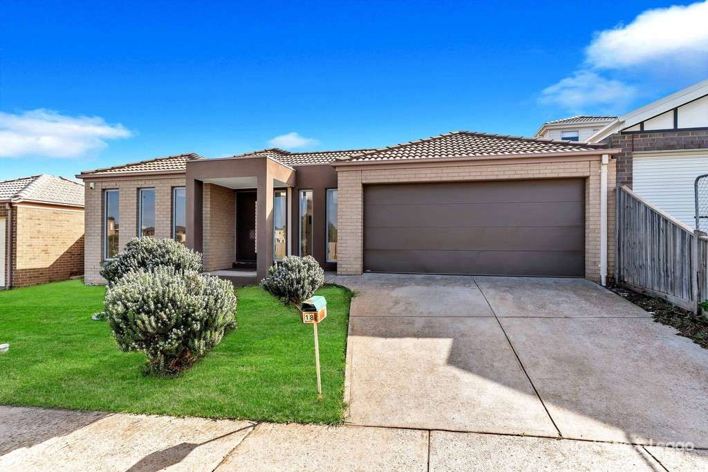 Main view of Homely house listing, 18 Koonawarra Terrace, Melton, VIC 3337