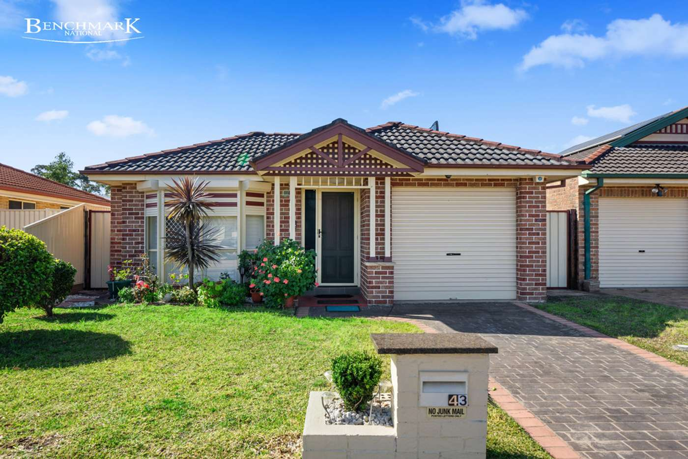 Main view of Homely house listing, 43 Wombeyan Court, Wattle Grove NSW 2173