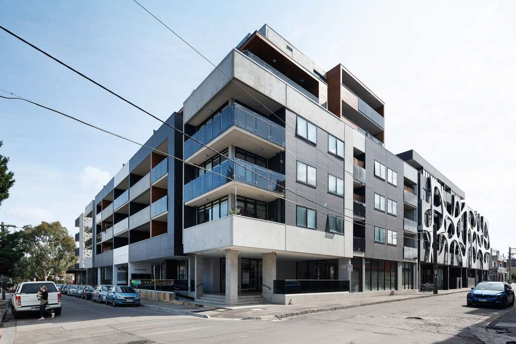 Main view of Homely apartment listing, 201/33-35 Breese Street, Brunswick, VIC 3056
