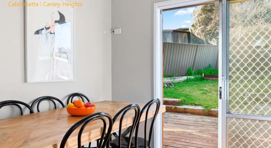 4 SLIM PLACE, Cabramatta NSW 2166