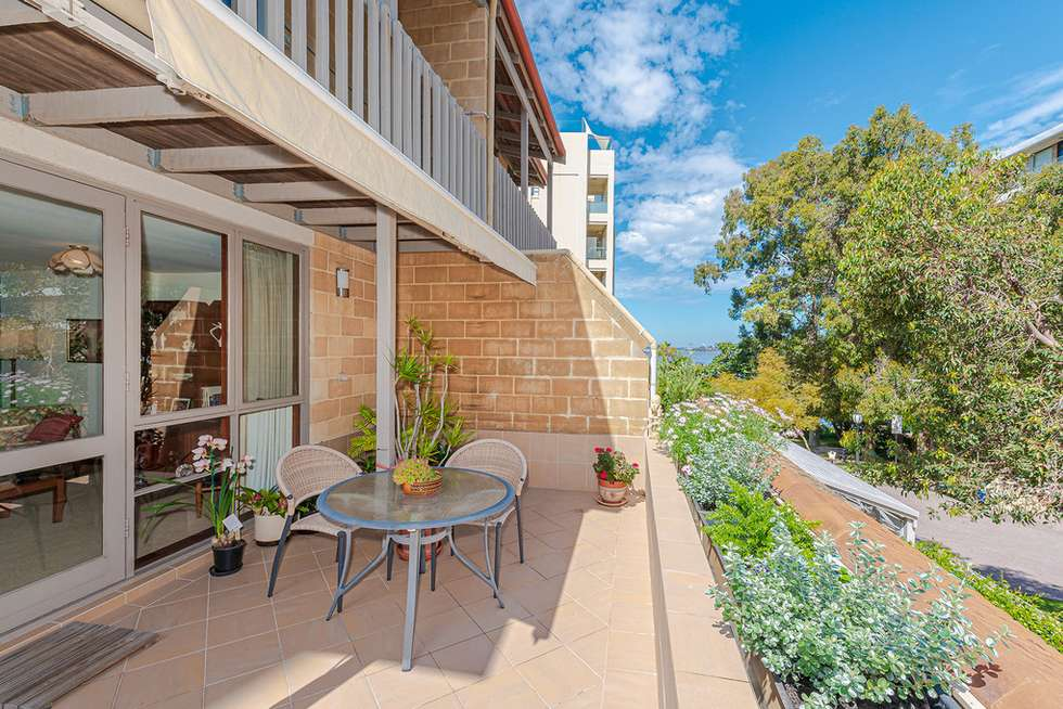 Fifth view of Homely apartment listing, 3W/4 Wingfield Ave, Crawley WA 6009