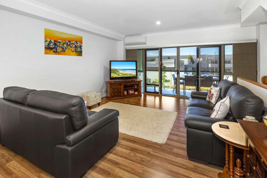 Main view of Homely townhouse listing, 14/1 Mervyn Thomas Drive, Hope Island, QLD 4212