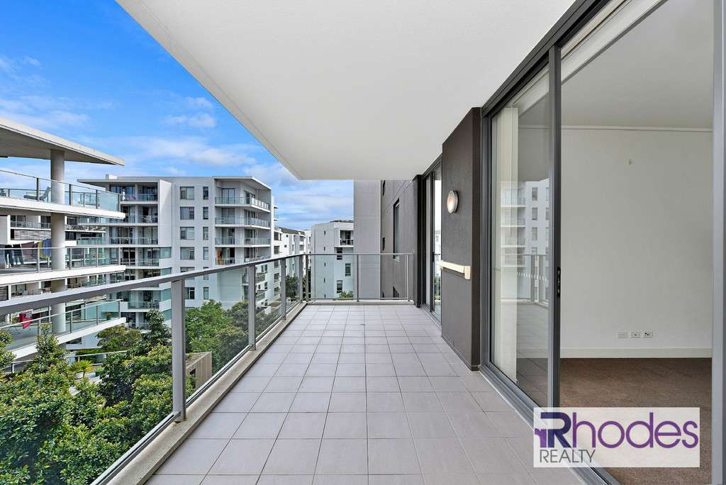 Main view of Homely apartment listing, 503/17 Shoreline Drive, Rhodes, NSW 2138