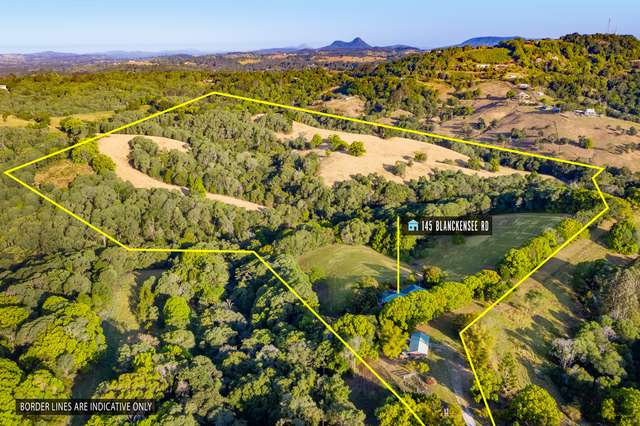145 Blanckensee Road, Black Mountain QLD 4563