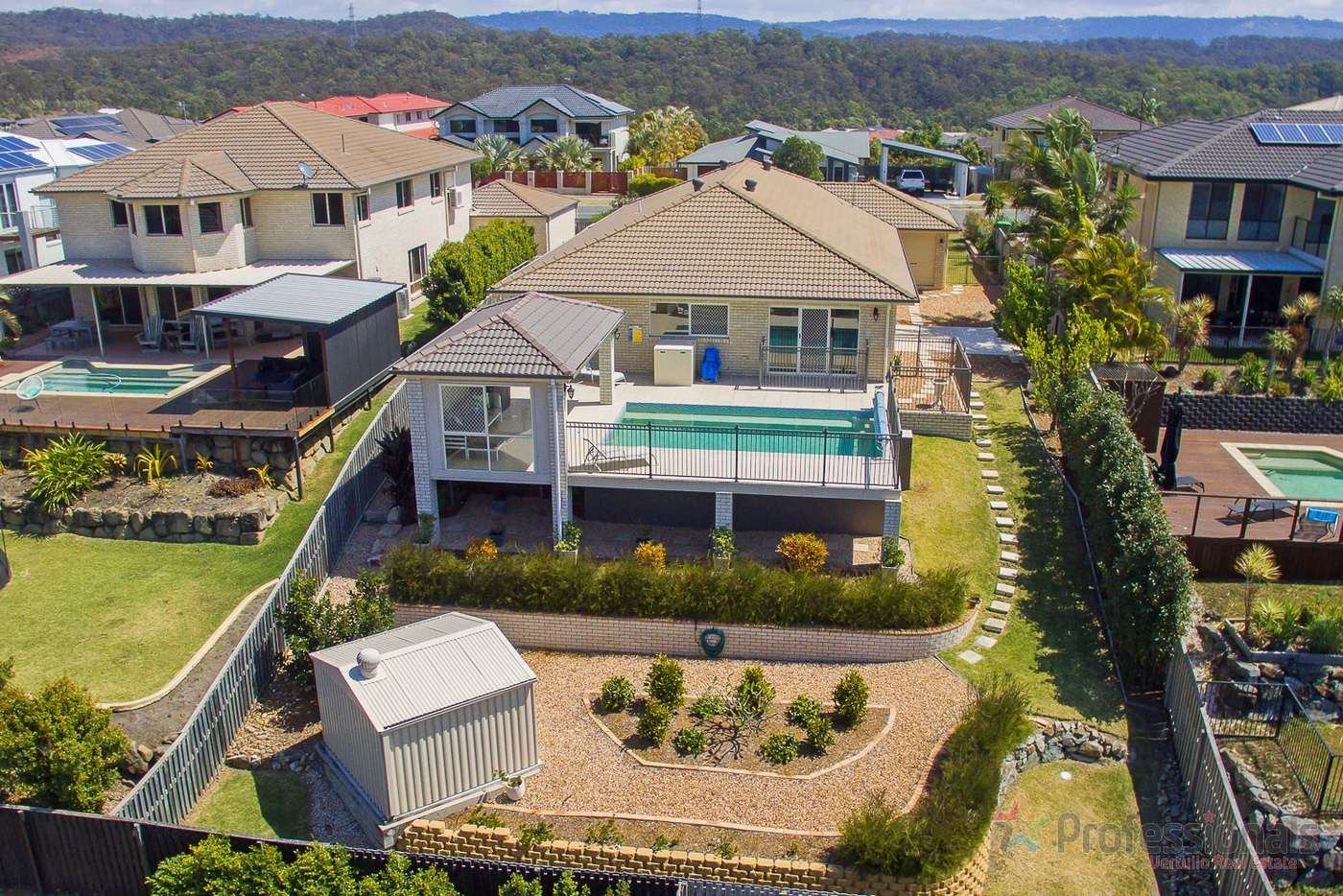 Main view of Homely house listing, 22 Wunburra Circle, Pacific Pines QLD 4211