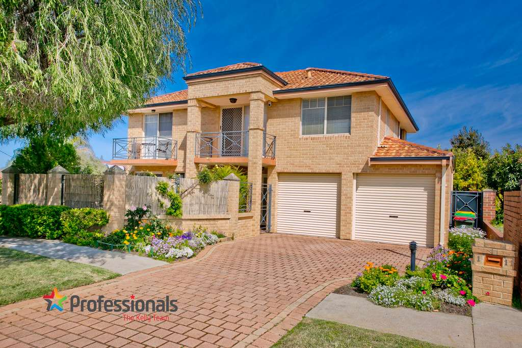 Main view of Homely townhouse listing, 1/11 Hayes Avenue, Yokine, WA 6060