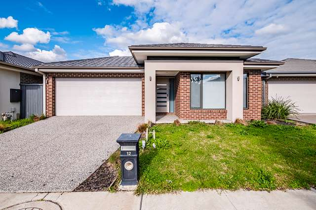 12 Goodison Road, Clyde North VIC 3978
