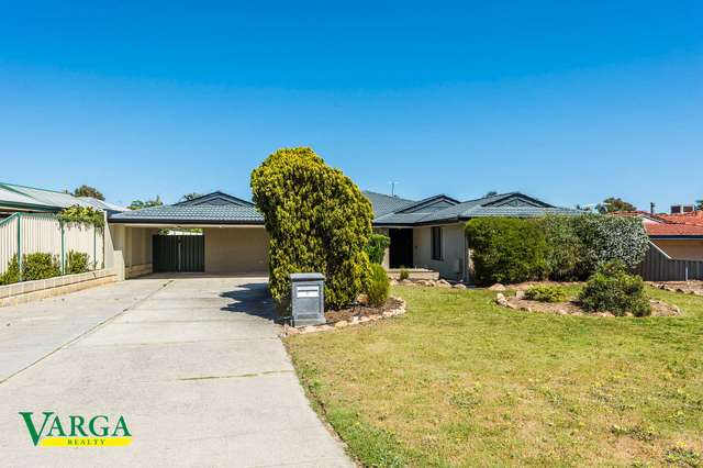 6 Thatched Court, Bibra Lake WA 6163