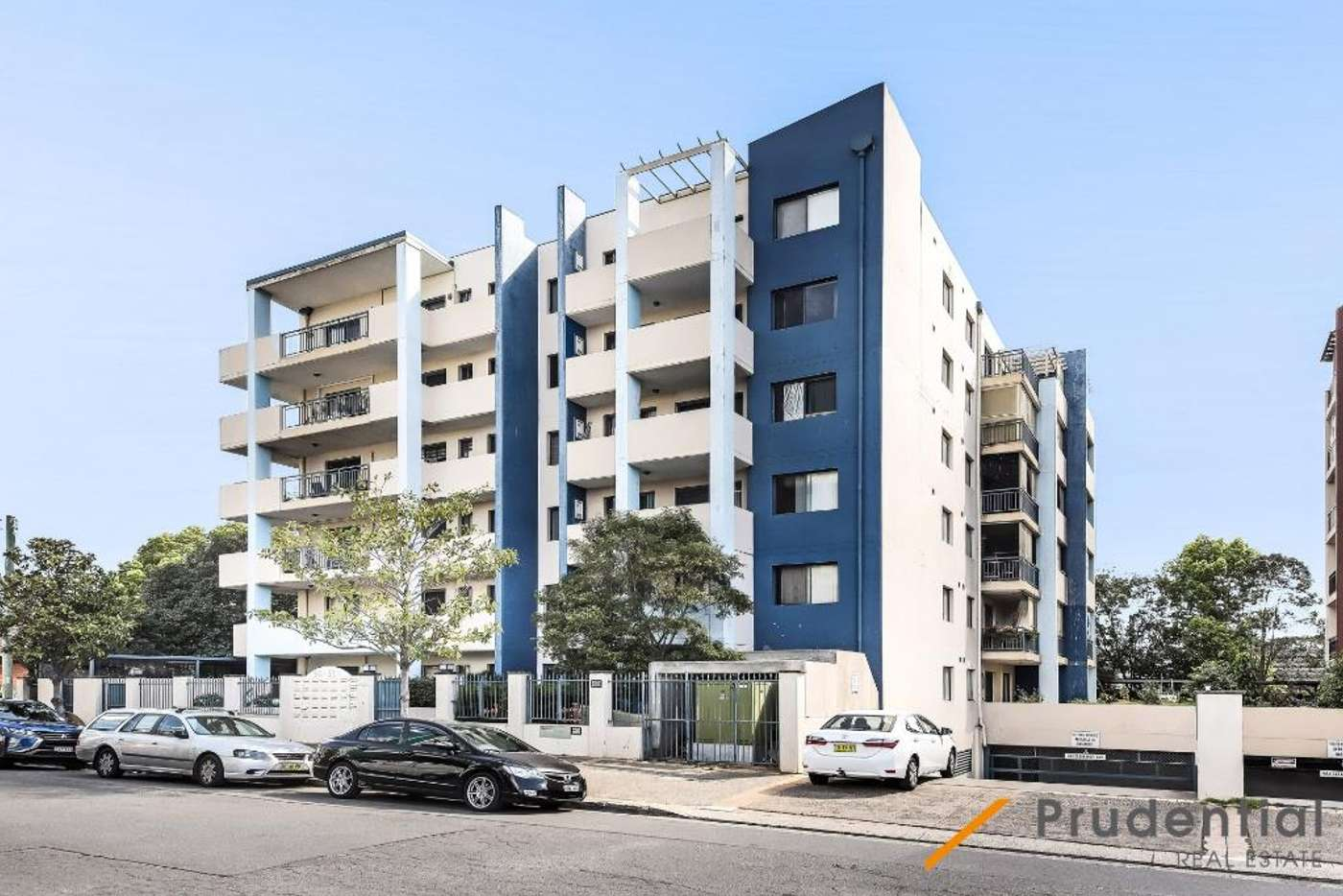 Main view of Homely unit listing, 27/29 Castlereagh  St, Liverpool NSW 2170