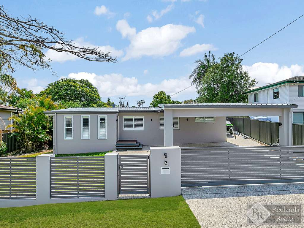Main view of Homely house listing, 6 Daveson Road, Birkdale, QLD 4159