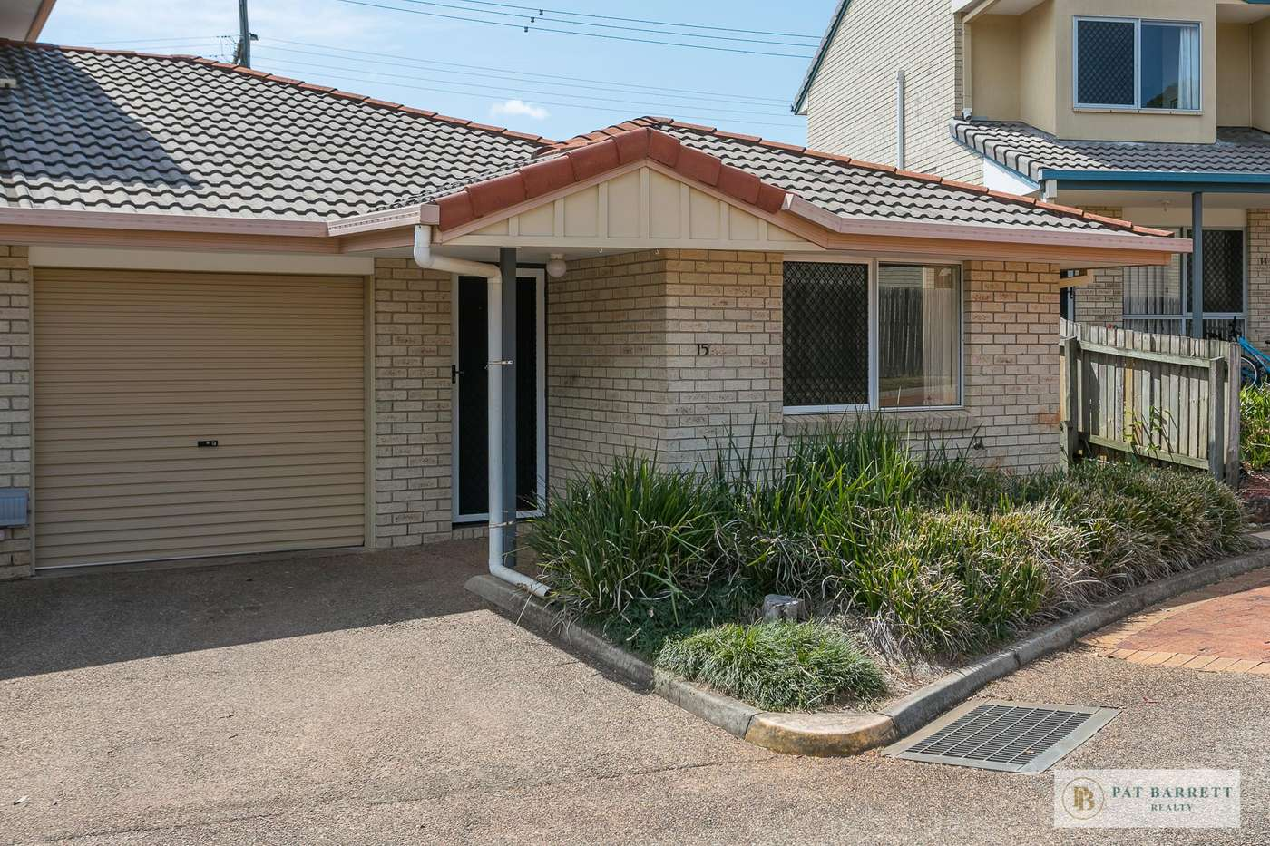 Main view of Homely townhouse listing, 15 / 15-17 Peterson Street, Wellington Point, QLD 4160