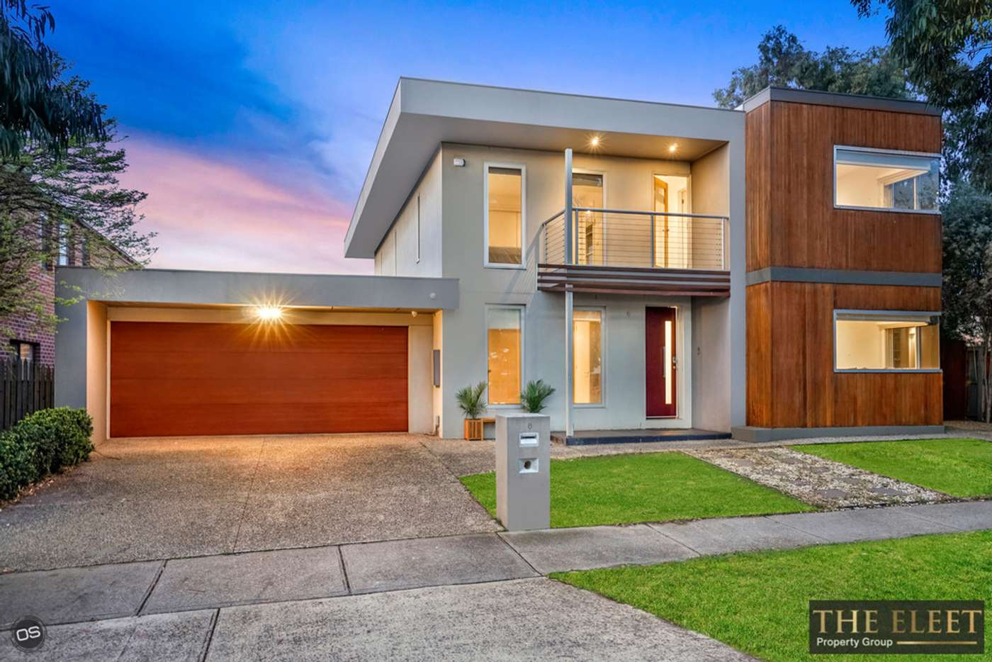 Main view of Homely house listing, 6 Dobell Crescent, Caroline Springs VIC 3023