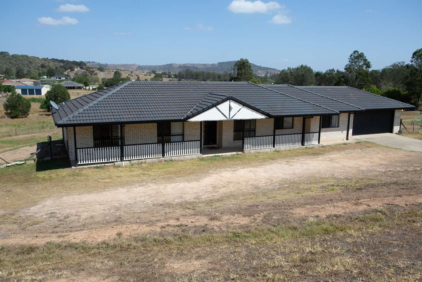 Main view of Homely acreageSemiRural listing, 60 harpeng drive, Minden QLD 4311