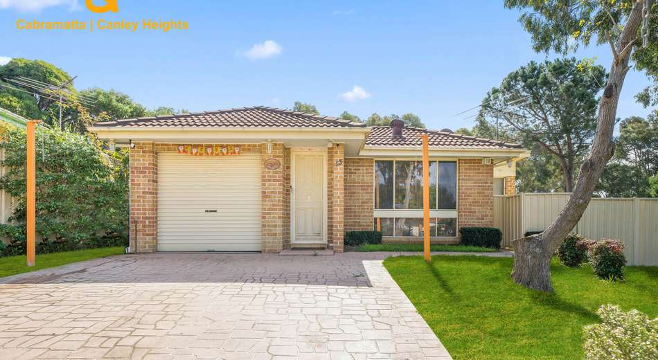 13 WARDLE CLOSE, Currans Hill NSW 2567
