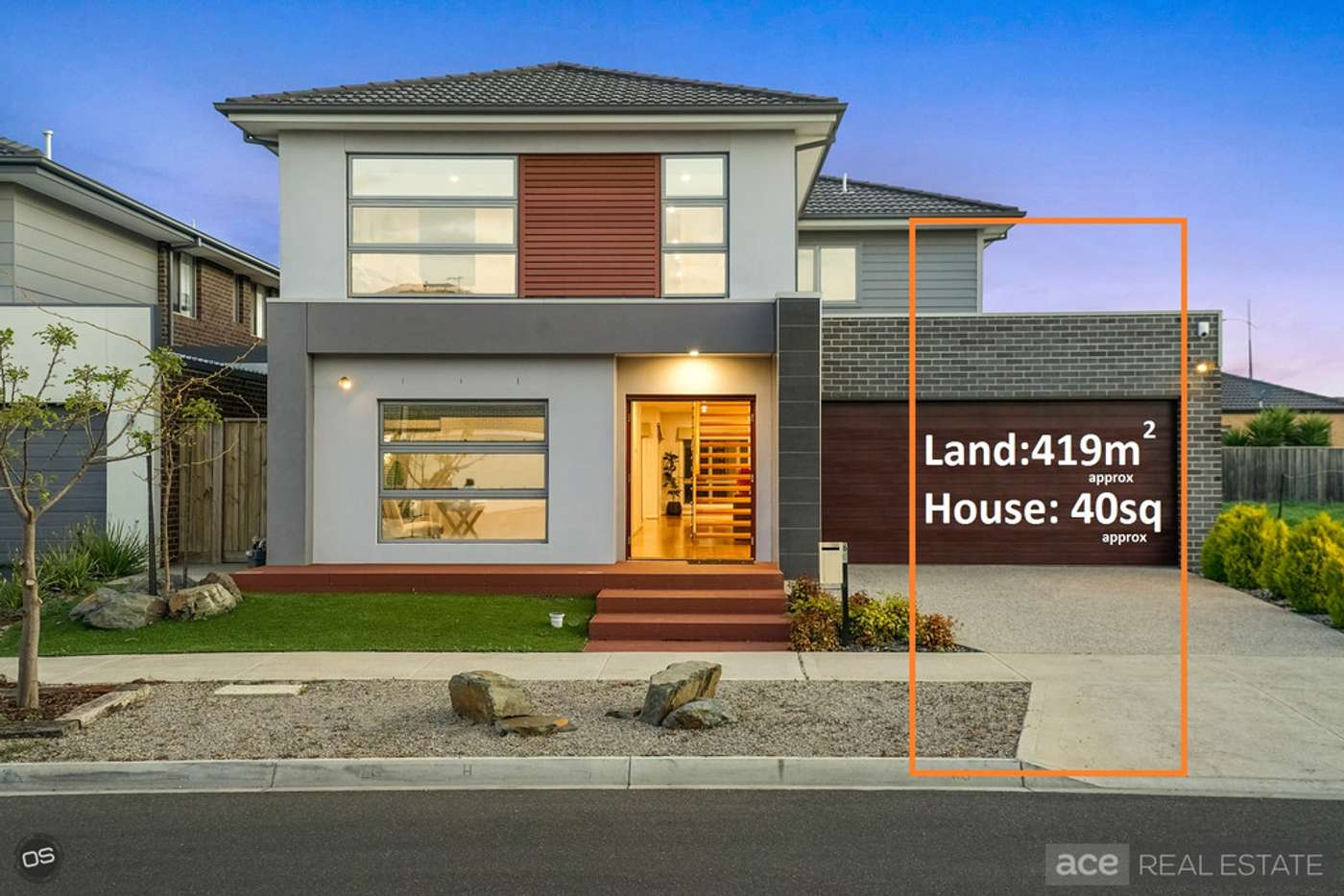 Main view of Homely house listing, 6 Roundhay Crescent, Point Cook VIC 3030