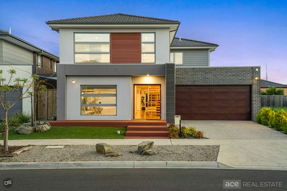 Second view of Homely house listing, 6 Roundhay Crescent, Point Cook VIC 3030
