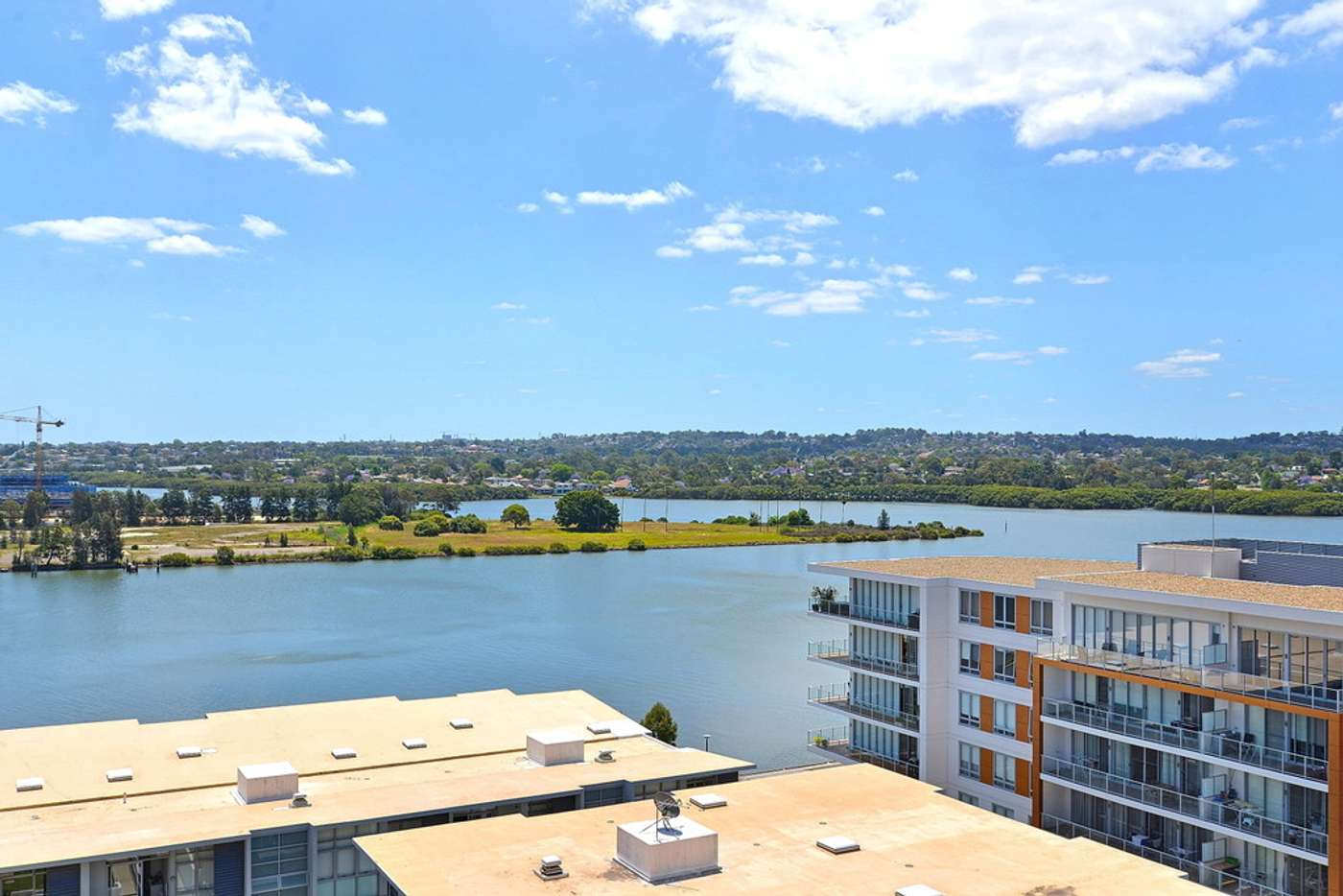 Main view of Homely apartment listing, 67/38 Shoreline Drive, Rhodes NSW 2138