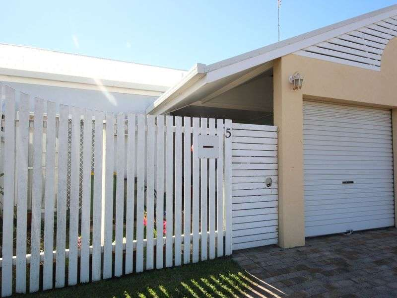 Main view of Homely unit listing, 5/136 EDWARDS STREET, Ayr, QLD 4807