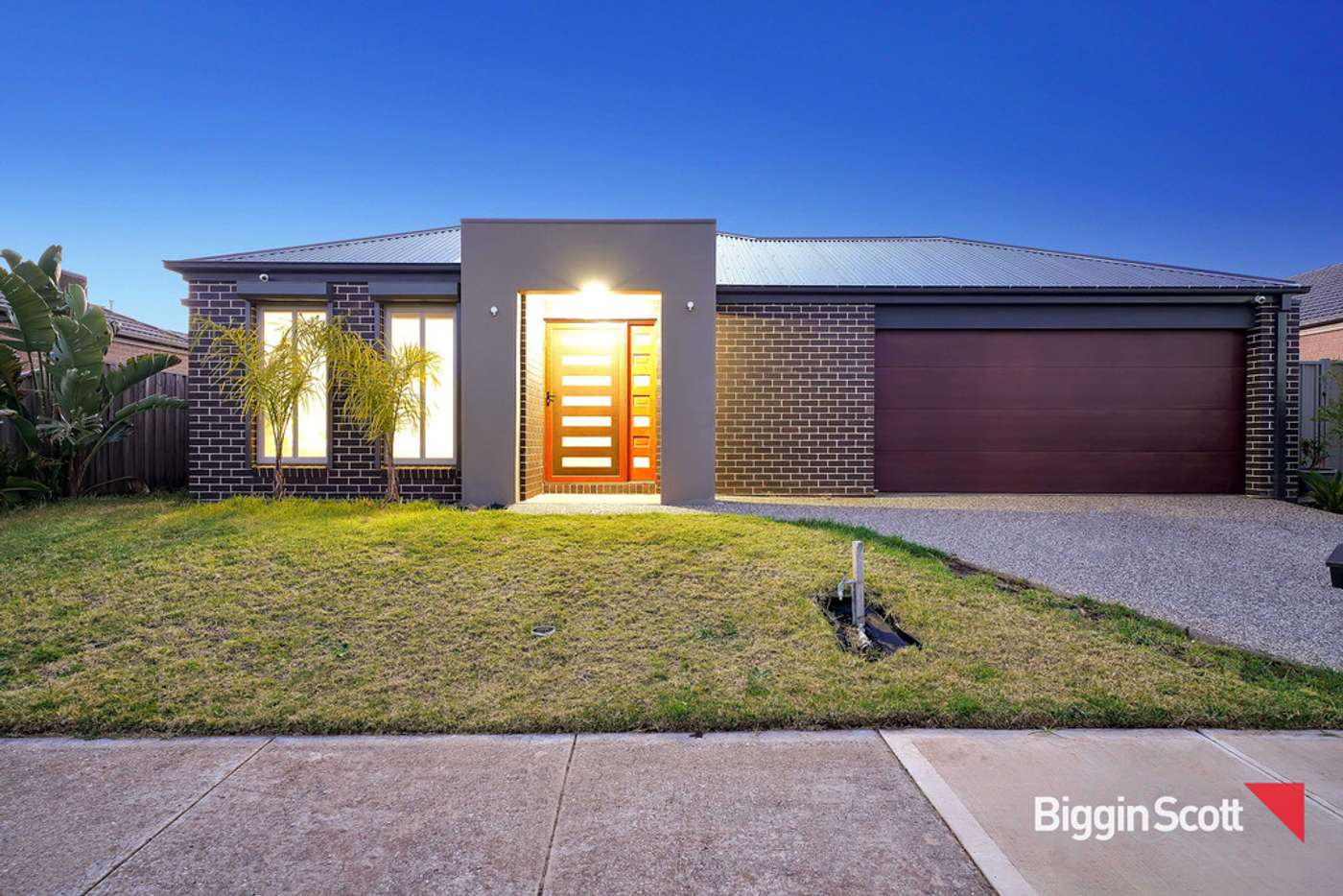 Main view of Homely house listing, 23 Ravida Avenue, Harkness VIC 3337