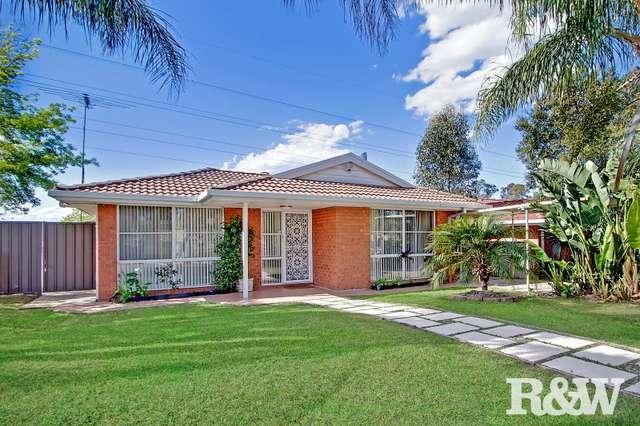 3 Carrara Place, Plumpton NSW 2761