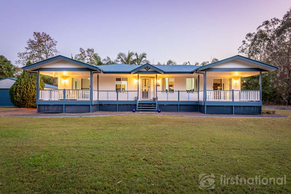 Main view of Homely house listing, 51 Back Creek Road, Glass House Mountains, QLD 4518