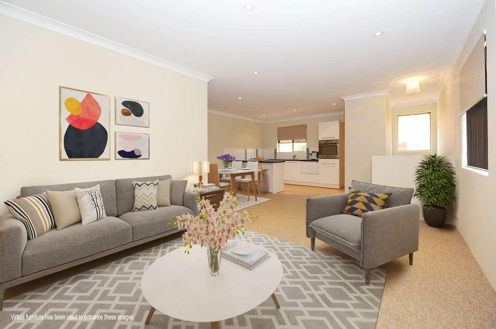 Main view of Homely apartment listing, 6/12 McNamara Way, Cottesloe, WA 6011