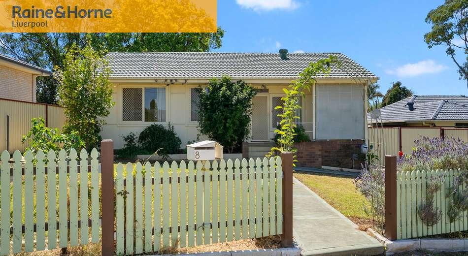 8 Streeton Avenue, Mount Pritchard NSW 2170