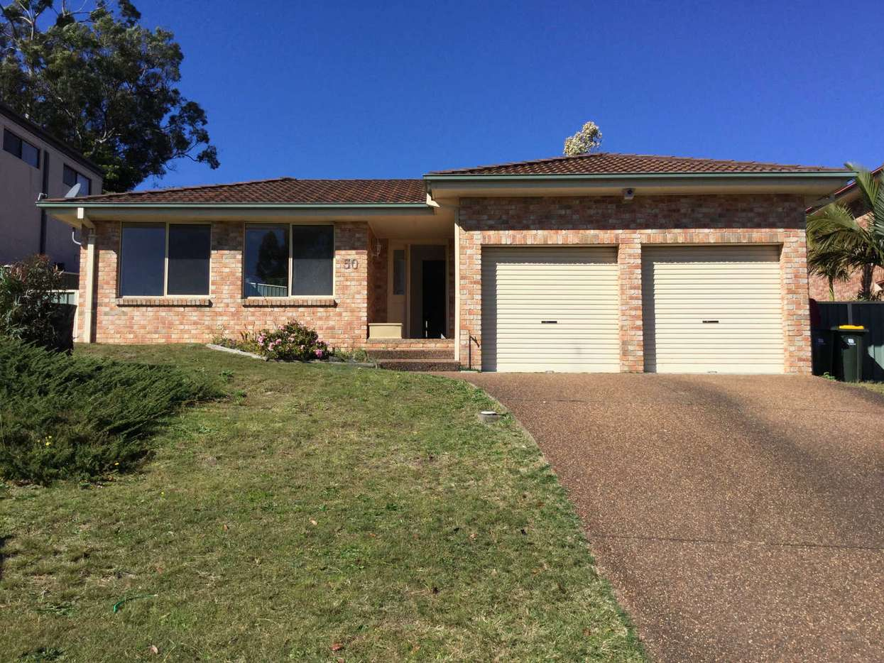 Main view of Homely house listing, 50 Sergeant Baker Drive, Corlette, NSW 2315