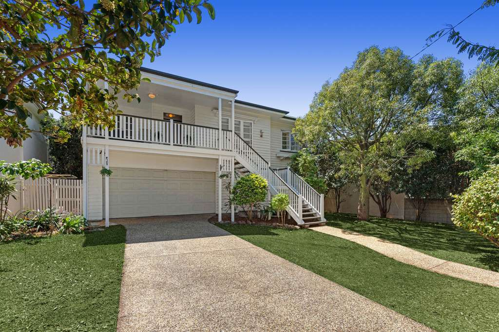 Main view of Homely house listing, 48 Union Street, Clayfield, QLD 4011