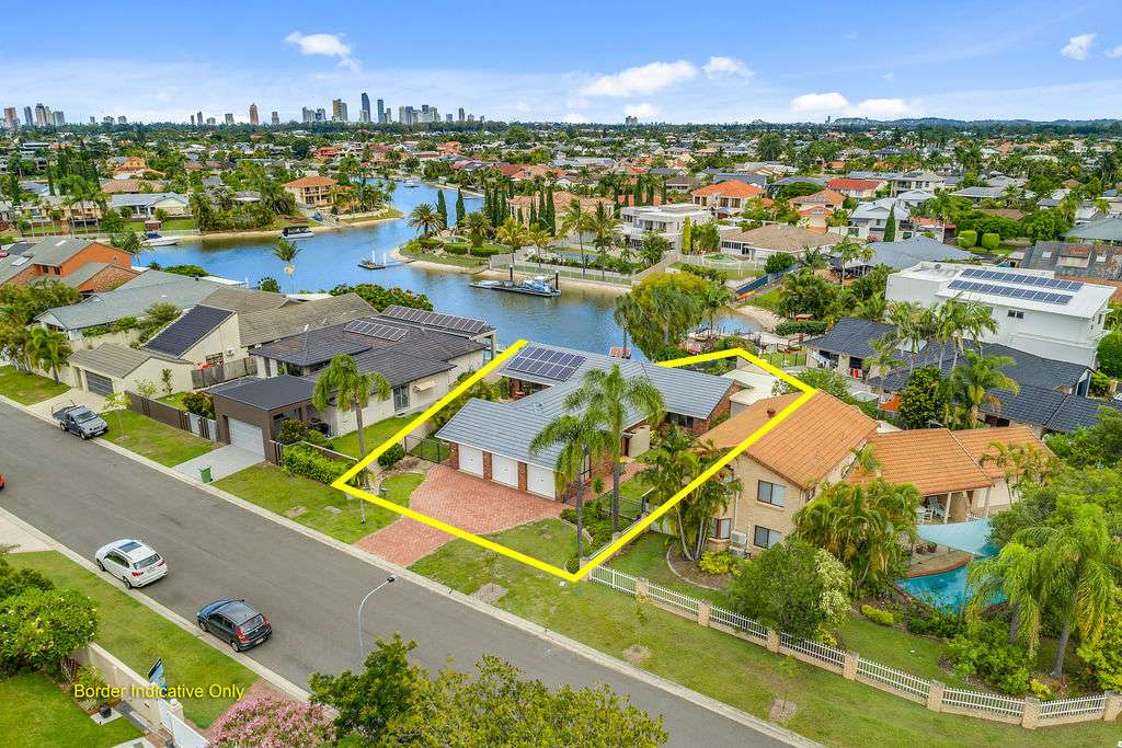 Main view of Homely house listing, 3 Selkirk Avenue, Benowa Waters, QLD 4217