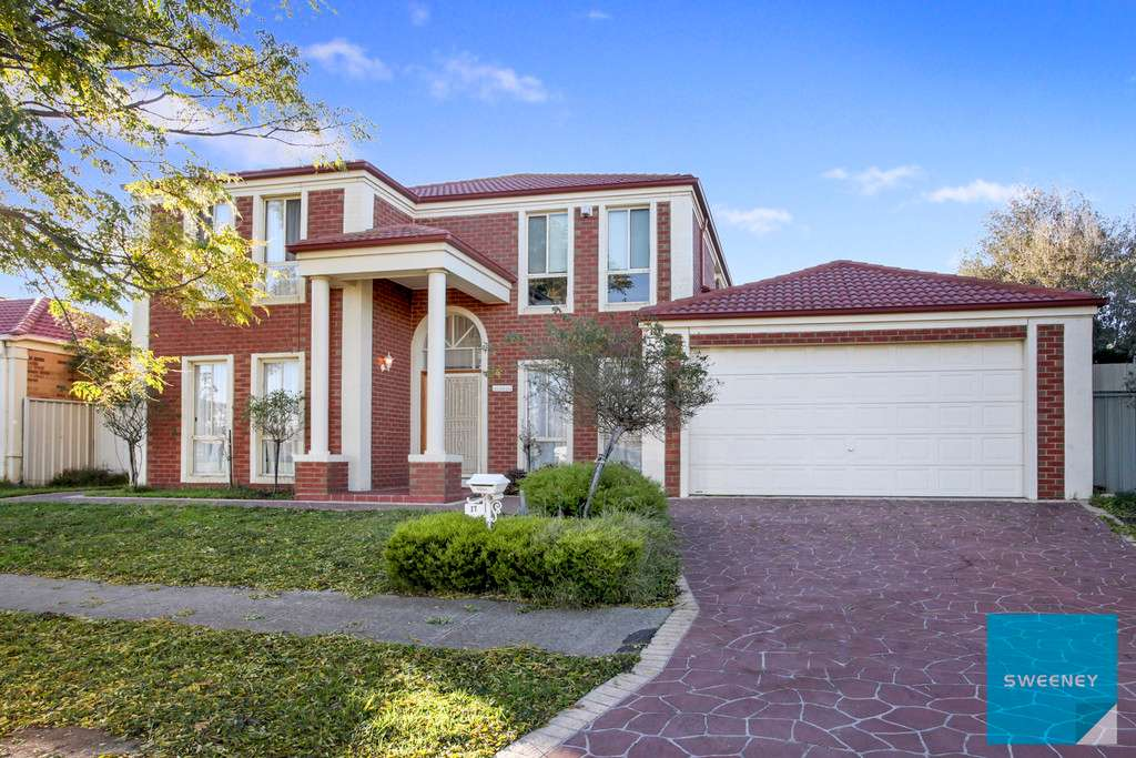 Main view of Homely house listing, 17 Cobblestone Green, Caroline Springs, VIC 3023