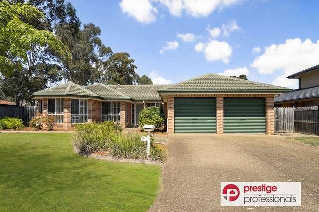 21 Jimbour Court, Wattle Grove NSW 2173