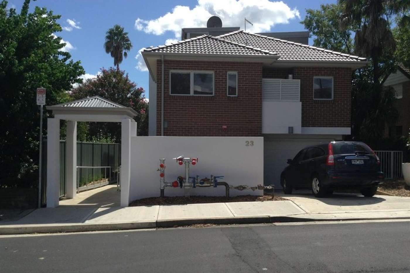 Main view of Homely studio listing, 3/23 Ada Street, Concord NSW 2137