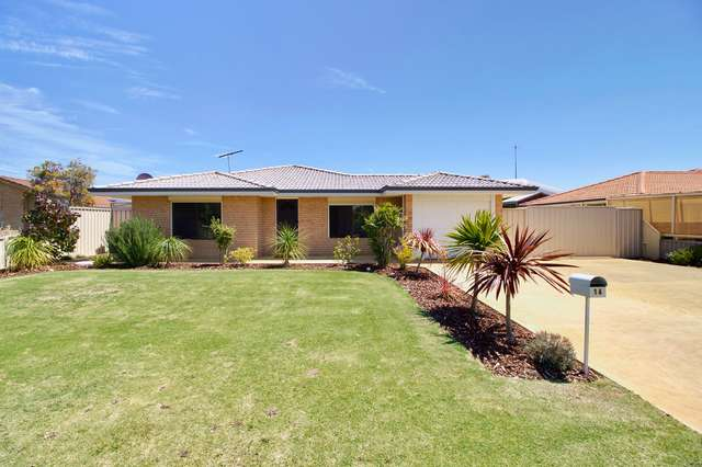 16 Meadow Court, Cooloongup WA 6168