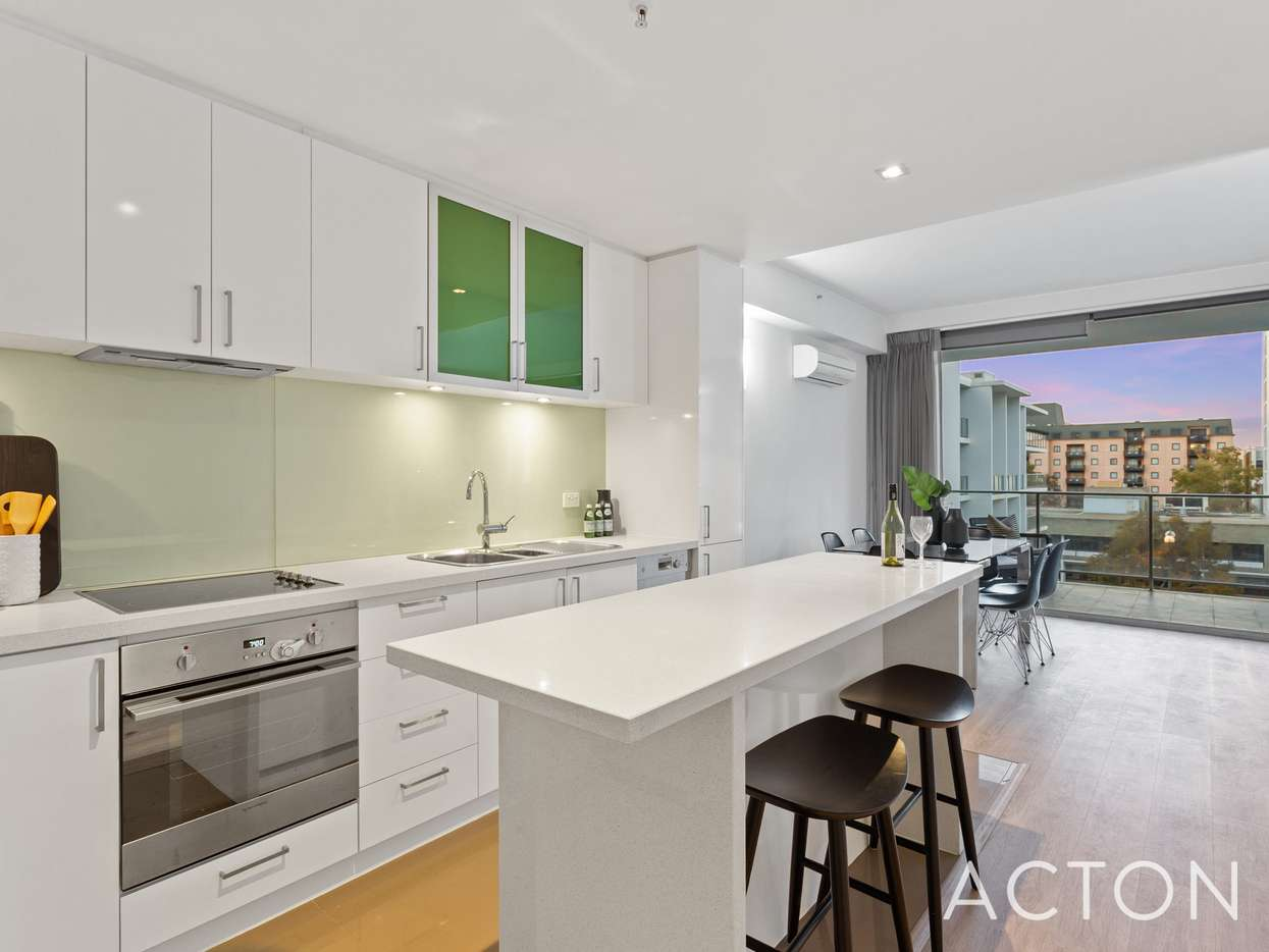 Main view of Homely apartment listing, 53/149-151 Adelaide Terrace, East Perth, WA 6004