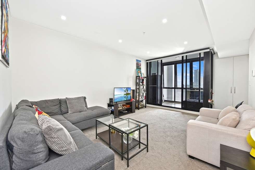 Second view of Homely apartment listing, 2006/11 Hassall St, Parramatta NSW 2150