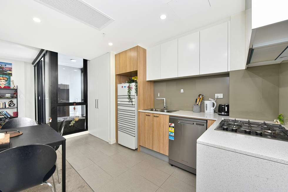 Third view of Homely apartment listing, 2006/11 Hassall St, Parramatta NSW 2150