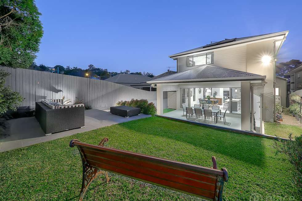 Second view of Homely house listing, 21 South Street, Newmarket QLD 4051
