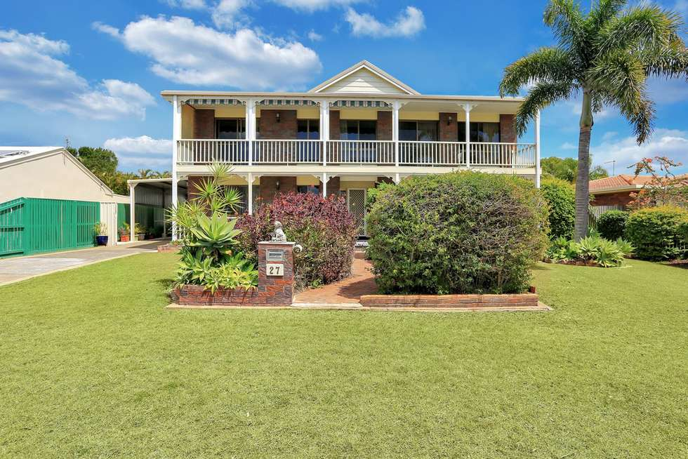 Second view of Homely house listing, 27 Haydn Drive, Kawungan QLD 4655