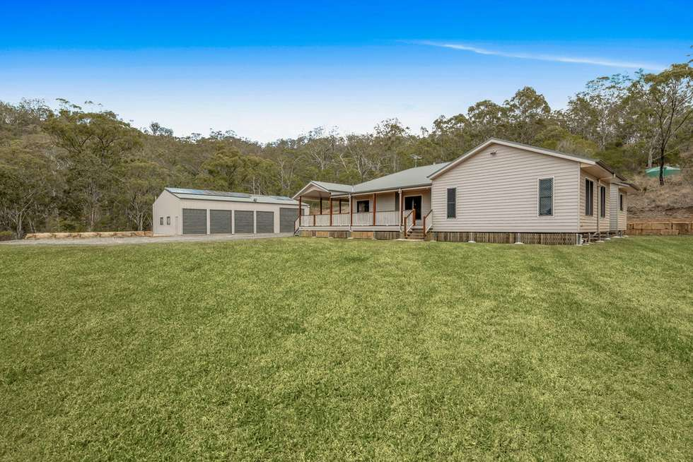 Second view of Homely house listing, 658 Rockmount Road, Preston QLD 4352