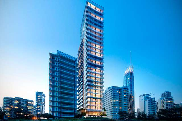 201/3 Northcliffe Terrace, Surfers Paradise QLD 4217